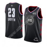 Camisetas NBA Baratas Detroit Pistons 2019 Blake Griffin 23# Negro All Star Game Swingman..